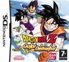 Portada oficial de de Dragon Ball Z Goku Densetsu para NDS