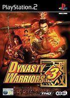 Portada oficial de de Dynasty Warriors 3 para PS2