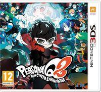 Portada oficial de Persona Q2: New Cinema Labyrinth para Nintendo 3DS