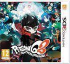 Portada oficial de de Persona Q2: New Cinema Labyrinth para Nintendo 3DS