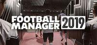 Portada oficial de Football Manager 2019 para PC