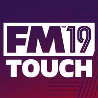 Portada oficial de Football Manager 2019 Touch para Android