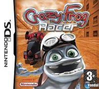 Portada oficial de Crazy Frog Racer para NDS