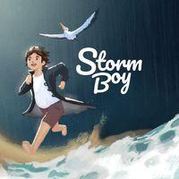 Portada oficial de Storm Boy: The Game para PS4