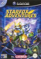 Portada oficial de de Star Fox Adventures para GameCube