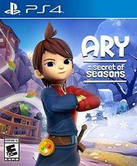Portada oficial de Ary and the Secret of Seasons para PS4