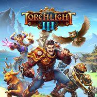 Portada oficial de Torchlight 3 para PS4