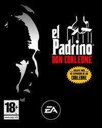 Portada oficial de El Padrino Edición del Don para PS3