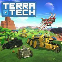 Portada oficial de TerraTech para PS4