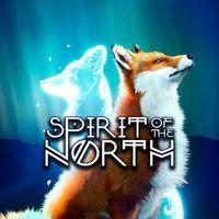 Portada oficial de Spirit of the North para PS4