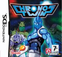 Portada oficial de Chronos Twin para NDS