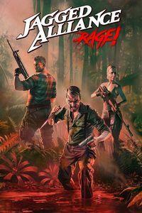 Portada oficial de Jagged Alliance: Rage! para Xbox One