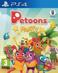 Portada oficial de Petoons Party para PS4