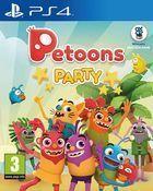 Portada oficial de de Petoons Party para PS4
