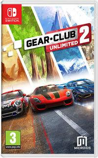 Portada oficial de Gear.Club Unlimited 2 para Switch