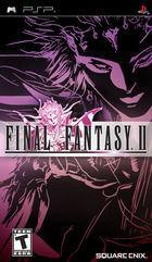 Portada oficial de de Final Fantasy 2: Anniversary Edition para PSP