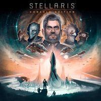 Portada oficial de Stellaris: Console Edition para PS4