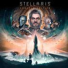Portada oficial de de Stellaris: Console Edition para PS4