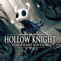 Portada oficial de Hollow Knight para PS4