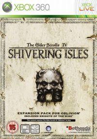 Portada oficial de The Elder Scrolls IV: Oblivion - Shivering Isles para Xbox 360