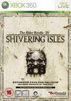 Portada oficial de de The Elder Scrolls IV: Oblivion - Shivering Isles para Xbox 360