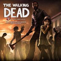 Portada oficial de The Walking Dead: The Complete First Season para Switch