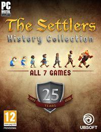 Portada oficial de The Settlers History Collection para PC