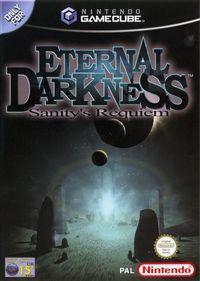 Portada oficial de Eternal Darkness para GameCube