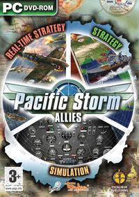 Portada oficial de Pacific Storm: Allies para PC