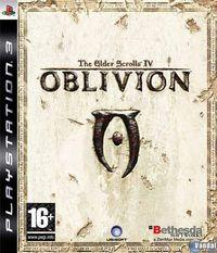 Portada oficial de The Elder Scrolls IV: Oblivion - The Shivering Isles para PS3