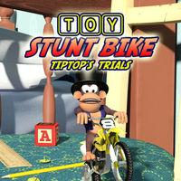 Portada oficial de Toy Stunt Bike: Tiptop's Trials para Switch