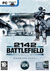 Portada oficial de Battlefield 2142: Northern Strike para PC