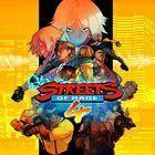 Portada oficial de de Streets of Rage 4 para PS4
