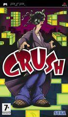 Portada oficial de de Crush para PSP