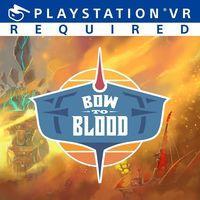 Portada oficial de Bow to Blood para PS4