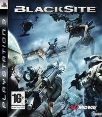 Portada oficial de BlackSite: Area 51 para PS3
