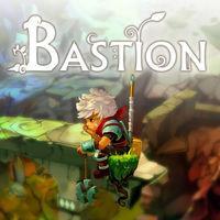 Portada oficial de Bastion para Switch