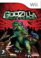 Portada oficial de de Godzilla: Unleashed para Wii