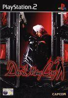 Portada oficial de de Devil May Cry para PS2