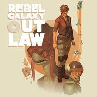 Portada oficial de Rebel Galaxy Outlaw para PS4