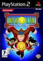 Portada oficial de de Xiaolin Showdown para PS2
