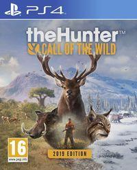 Portada oficial de theHunter: Call of the Wild 2019 Edition para PS4