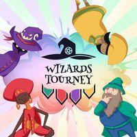 Portada oficial de Wizards Tourney para PS4