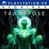 Portada oficial de Transpose para PS4