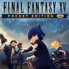 Portada oficial de de Final Fantasy XV: Pocket Edition HD para PS4