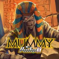 Portada oficial de Mummy Pinball para Switch