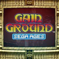 Portada oficial de Sega Ages: Gain Ground para Switch