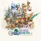 Portada oficial de de Final Fantasy Crystal Chronicles Remastered Edition para PS4