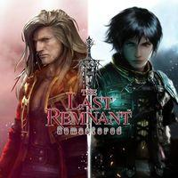 Portada oficial de The Last Remnant Remastered para PS4