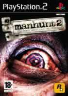 Portada oficial de de Manhunt 2 para PS2